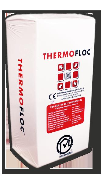 thermofloc fibra di cellulosa